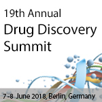 19th Annual Drug Discovery Summit, 7-8 June 2018, Berlin, Germany