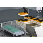 Tecan offers revolutionary transfer tool for automated Nested LiHa disposable tip handling