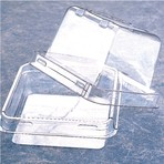 PlantCon™ presterilized, disposable, plastic growth containers
