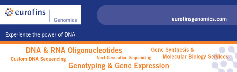 Eurofins Genomics Company Profile and Products